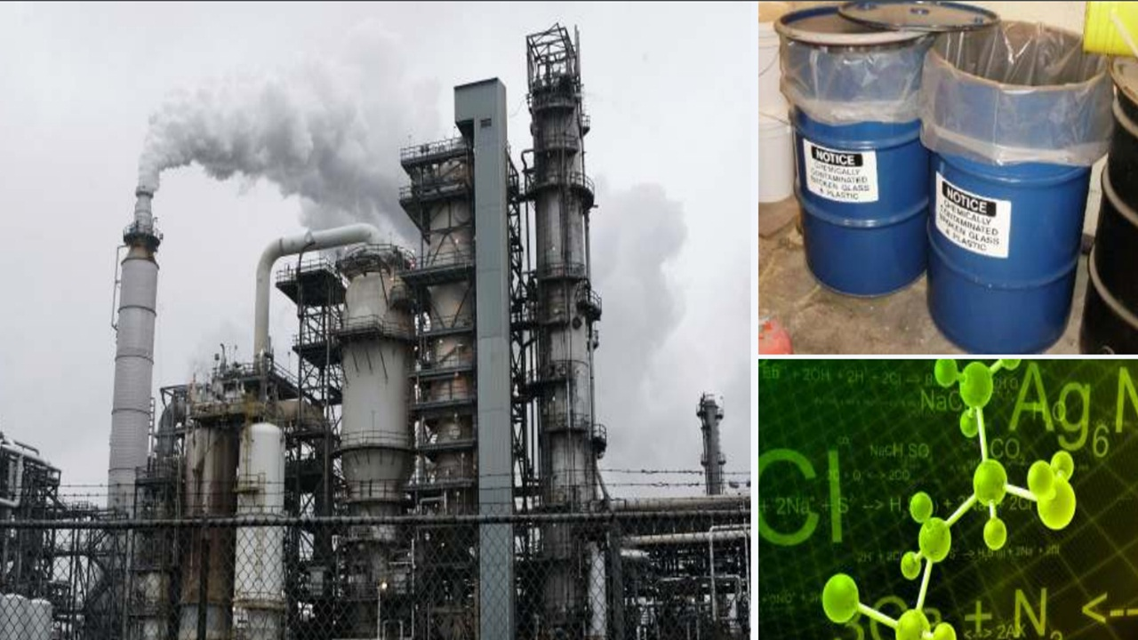 Chemicals manufacturers